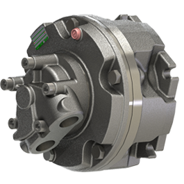 Hydraulic Motor - Radial Piston Motor - Variable